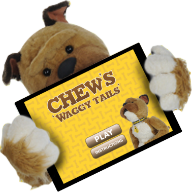 Chew's Waggy Tails Game