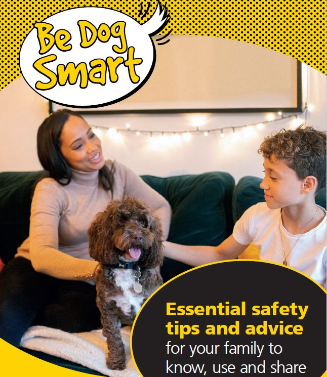 Be Dog Smart Leaflet